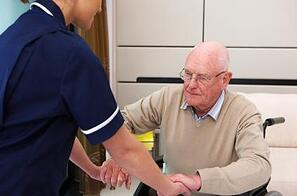 post discharge home care