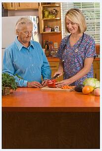 elderly homecare