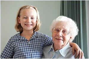 caregiving for grandparents