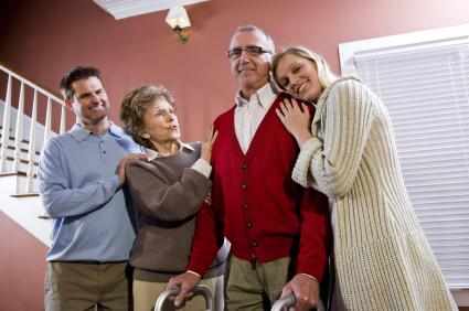 family caregiving tension