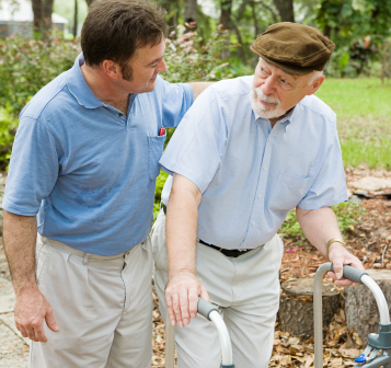 Caring for an elderly loved one can take a major toll on the health of unpaid, family caregivers.