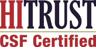 HITRUST CSF Certified Logo